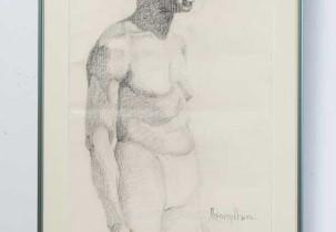 Man n Loin Cloth by Munro