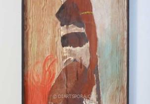 Cotton Club Dancer #2 by R.L. Gaines
