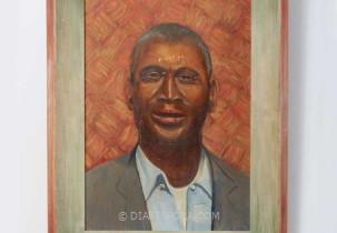 Walter - Portrait Man by H.K. Webb