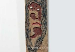 Jesus Carving in Wood - G4