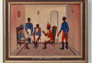 Haitian Generals by M. Blaise