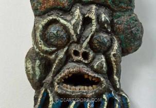 Woza Dark Cloud Mask