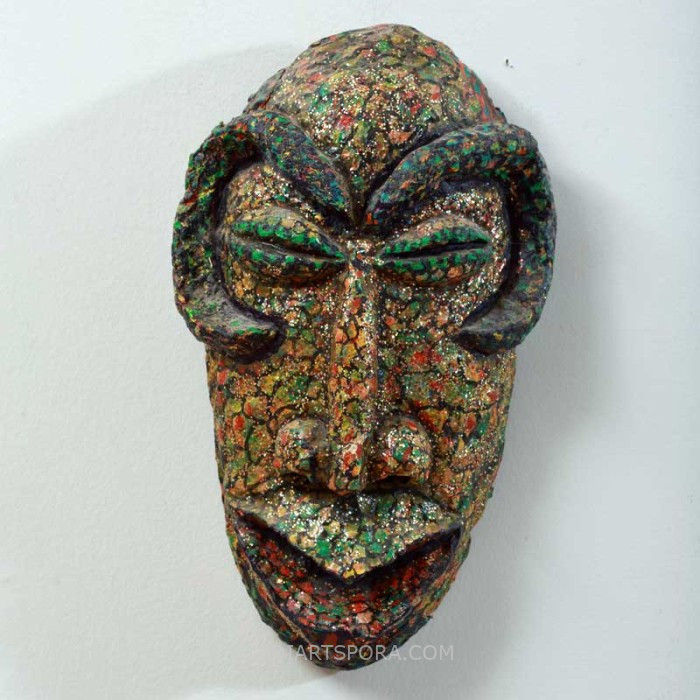 Mr. Chameleon Mask by Lobo