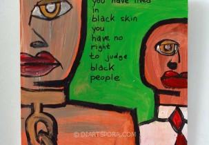 Black Skin by Harold Smith