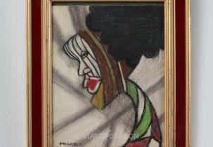 Mask Lady by Prince