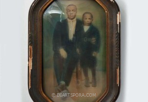 Father & Son Photograph