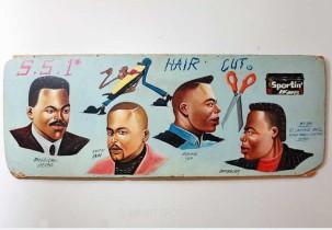 Barbershop Sign Hairstyles