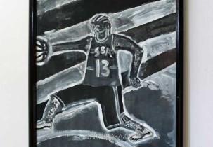 SBA Basketball Player