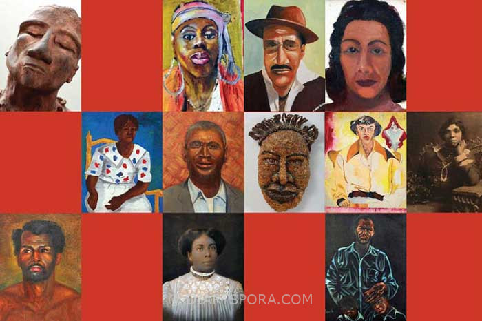 Finding Faces: A Century of African-American Portraiture
