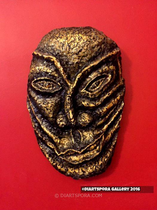 Demon Mask - Lobo