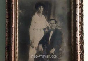 Vintage Couple Photo
