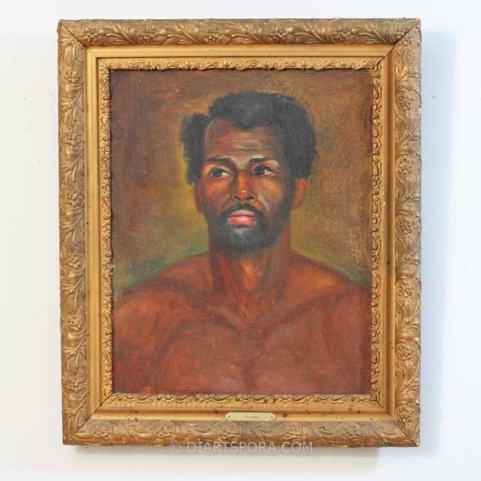 Man, titled Norman Charles Bohannah (1910-1985)