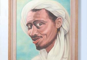 Arab Man by Dorothy May Stombaugh
