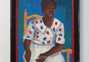 Portrait of Madame C.J. Walker