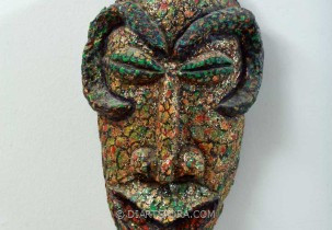 Mr. Chameleon Mask by Lobo