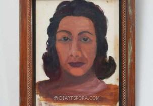 Self Portrait by Esther Johnson