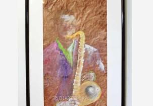 Jazz Man by David Ramsey