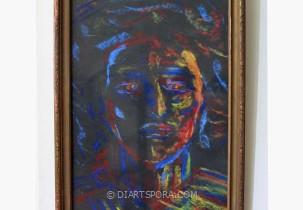 Neon Color Portrait
